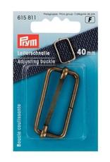 Prym Prym 615.811 - Schuifgesp 40mm - Antiek Brons