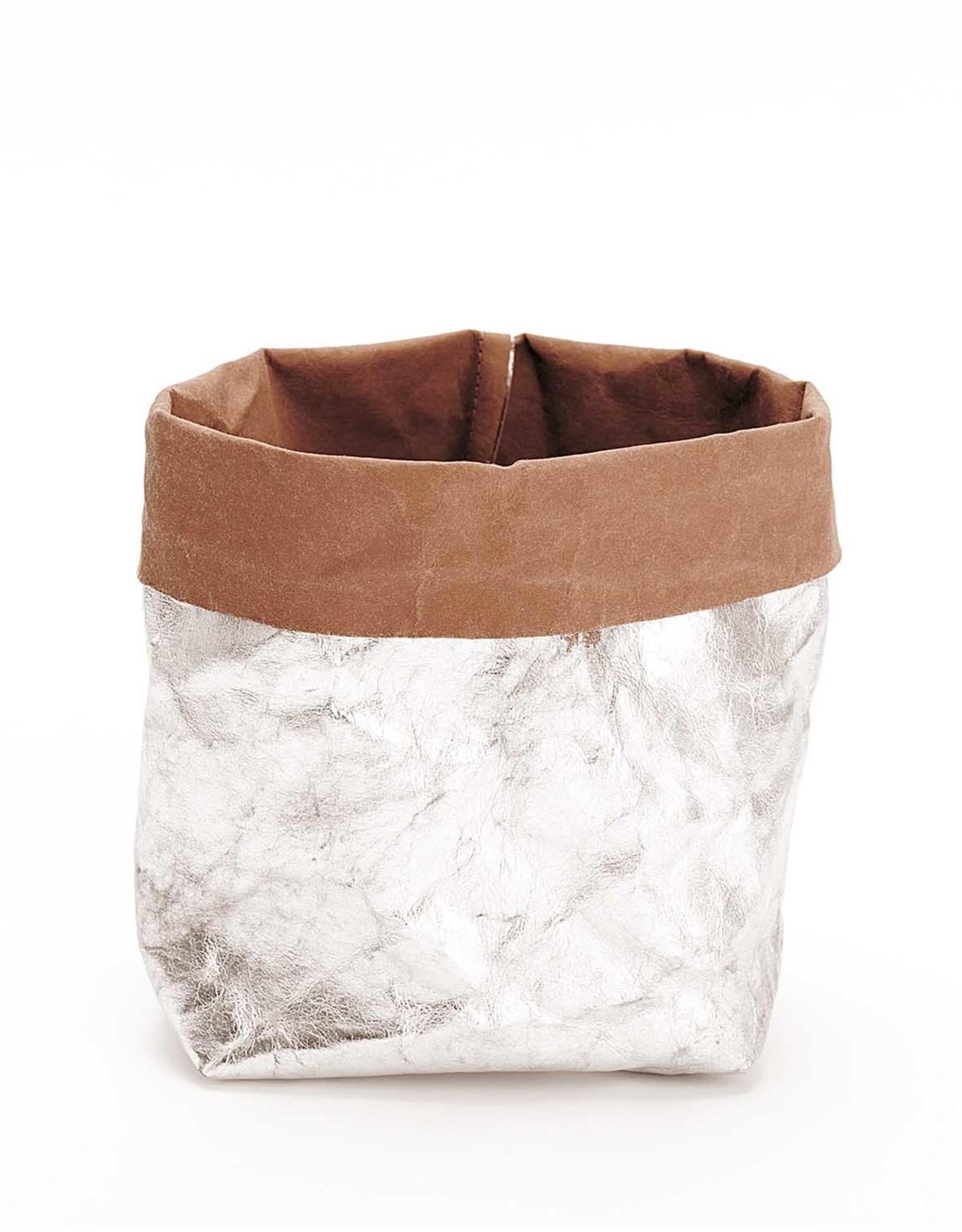 Rico Design Washable Paper - Silver