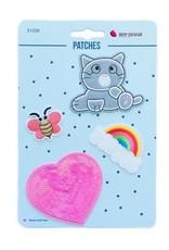 Bipp Design Patches - Cat Heart