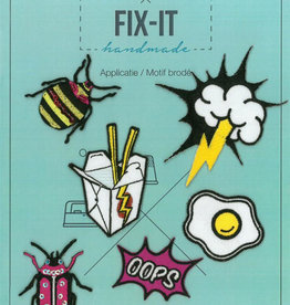 Fix-it Strijkapplicaties 2
