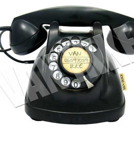 Van Ikke Van Ikke - Telefoon