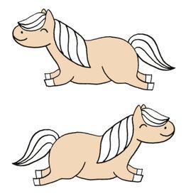 Eva Mouton Eva Mouton - Pony