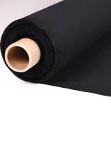 Plakvlies voorverpakt - 2m - Zwart