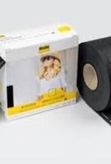 Vlieseline Vlieseline Plak-en-vouw-om 30mm - Zwart