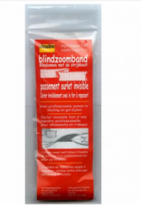 Vlieseline Blindzoomband wit