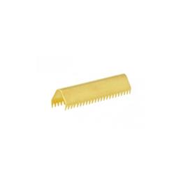 Eindje voor tassenband - 25mm - Goud