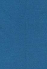 Boordstof - Petrol Blauw