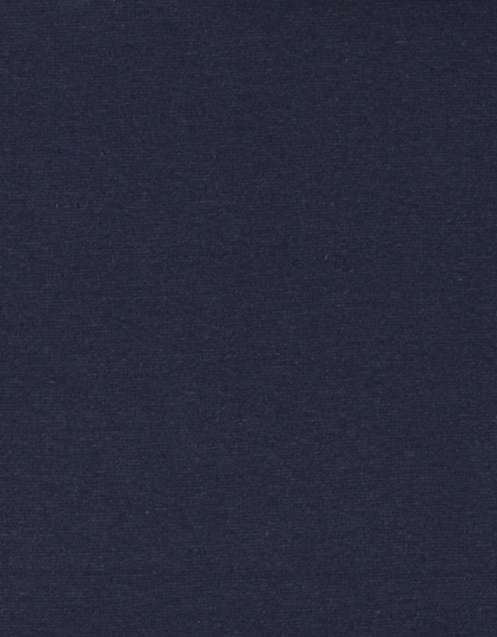 Boordstof - Marine Blauw