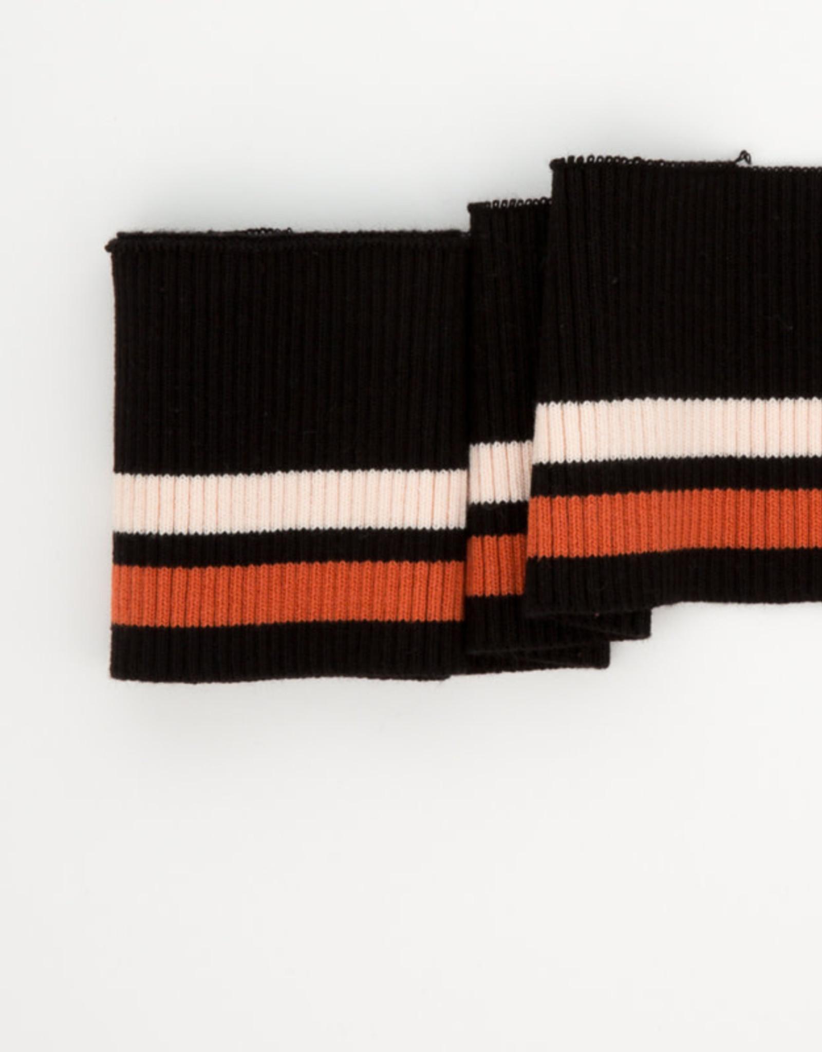 Cuff - Zwart/Roze/Oranje