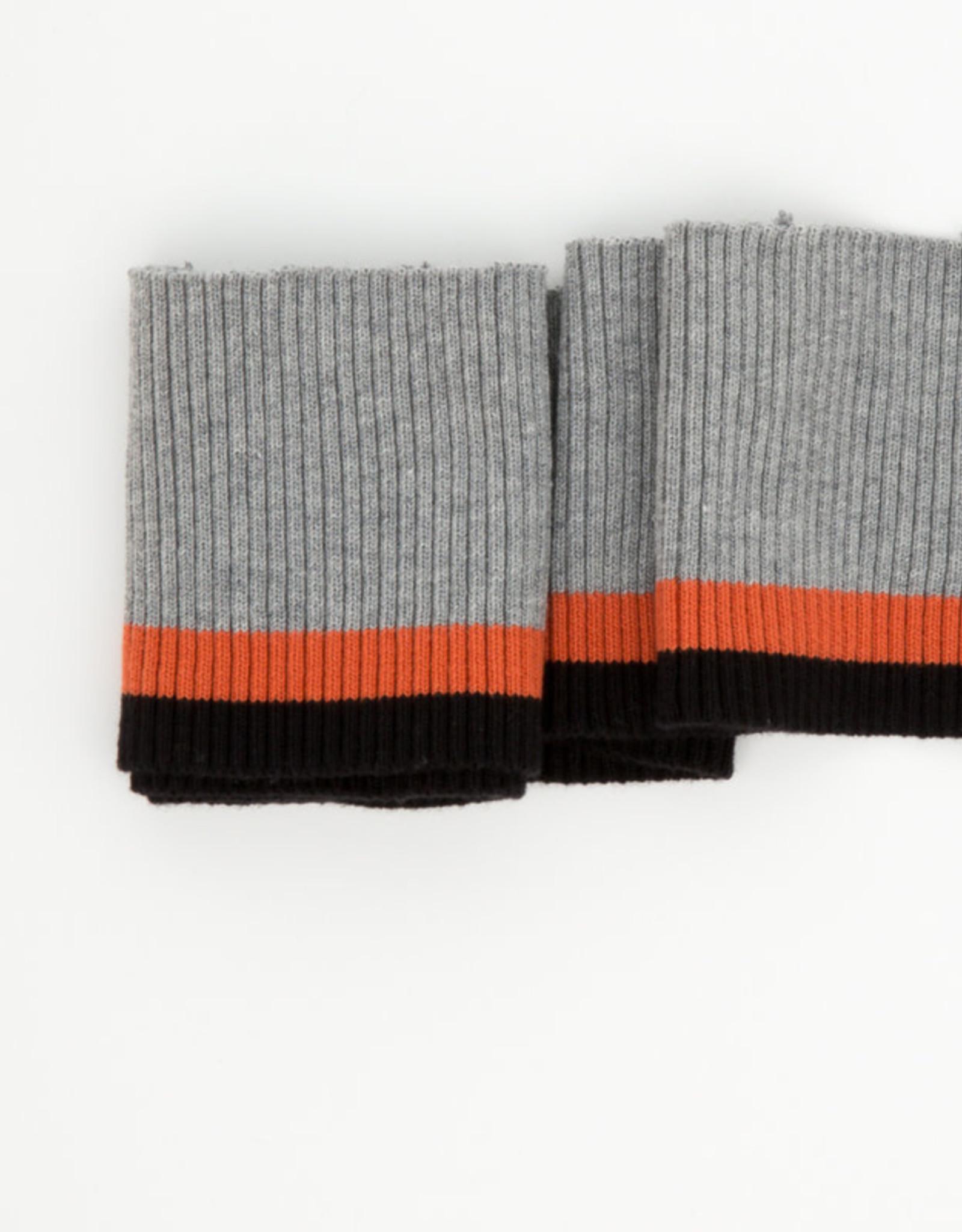 Cuff - Grijs/Oranje/Zwart