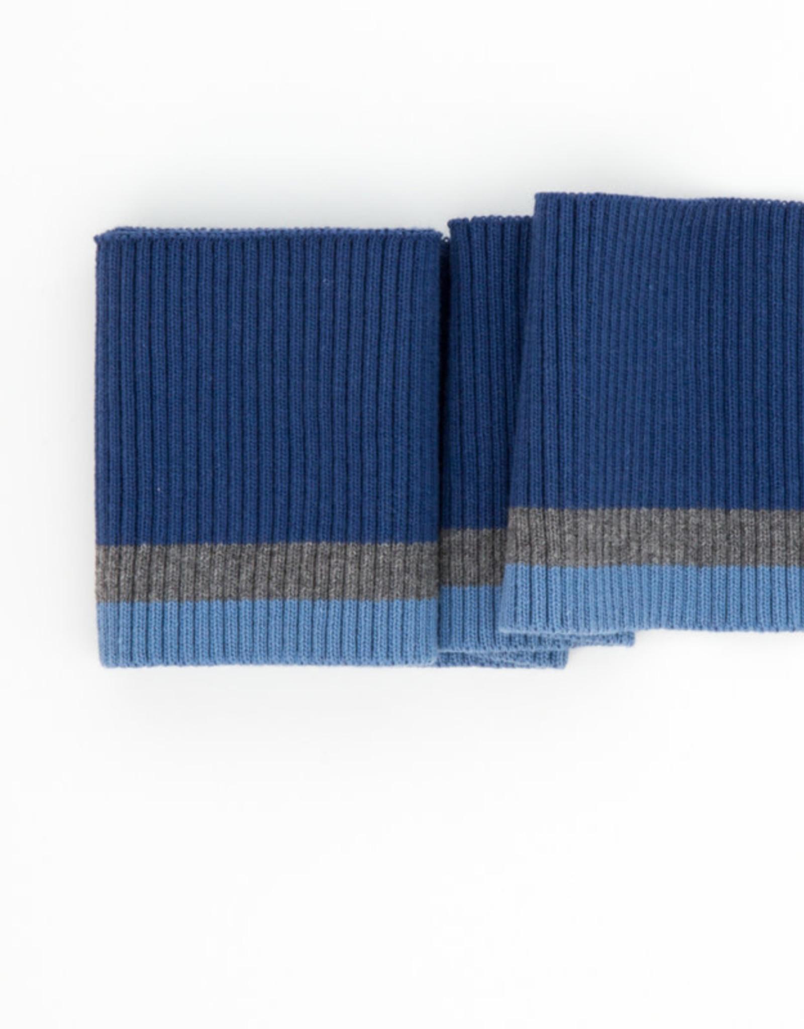 Cuff - Kobalt/Grijs/Blauw