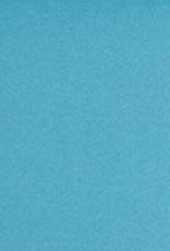 Boordstof - Aqua Gemeleerd