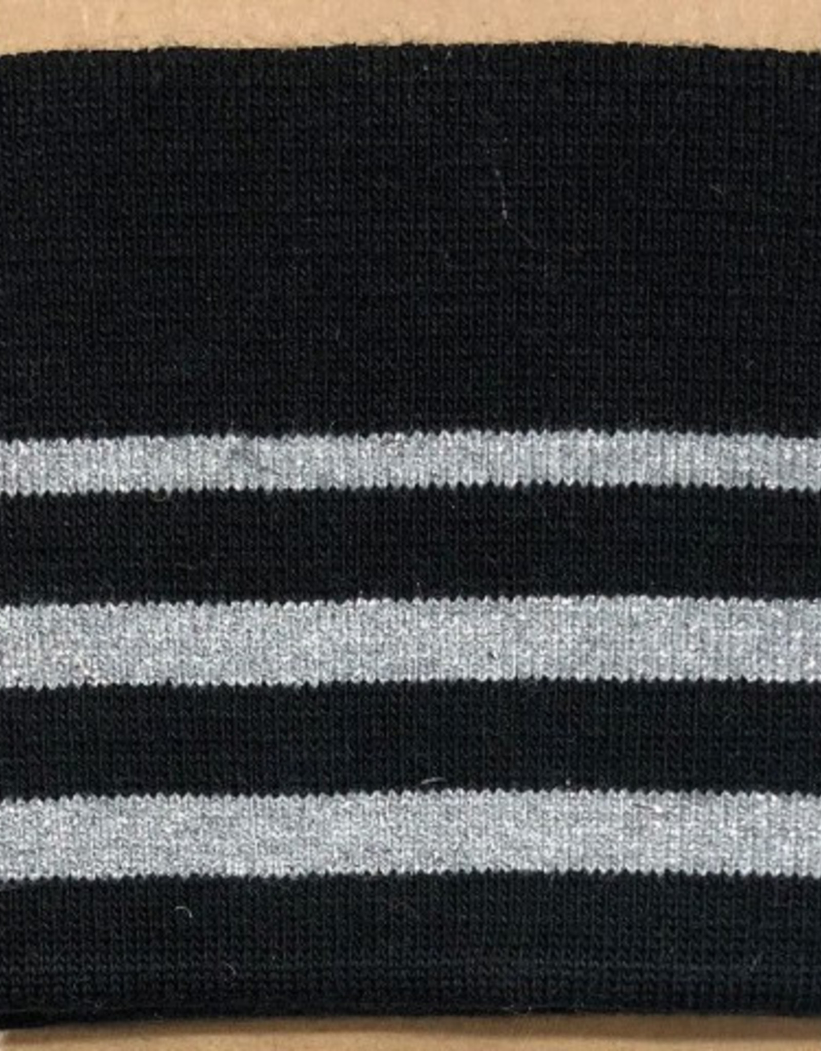 Cuff - Zwart/Zilver