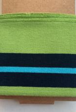 Cuff - Lime/Marine
