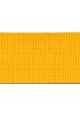 Tassenband Nylon - 30mm - Geel