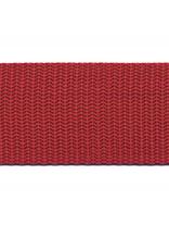 Tassenband Nylon - 30mm - Bordeaux
