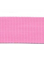 Tassenband Nylon - 30mm - Roze