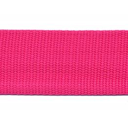 Tassenband Nylon - 30mm - Fuchsia
