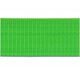 Tassenband Nylon - 30mm - Gifgroen