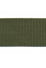 Tassenband Nylon - 30mm - Legergroen