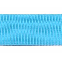 Tassenband Nylon - 30mm - Aqua