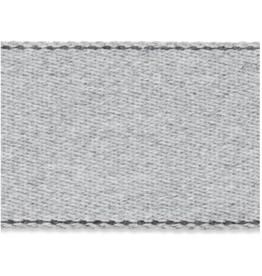 Tassenband - Grijs Soft - 40mm