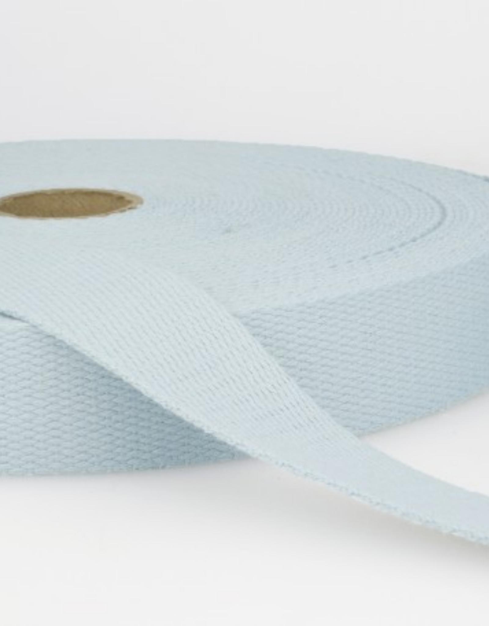Tassenband - Zachtblauw - 30mm