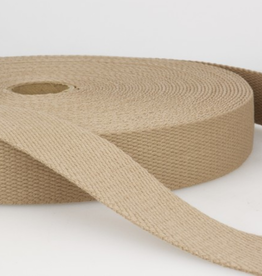 Tassenband - Beige - 30mm
