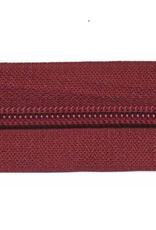 Rits op rol (excl. trekker) - Bordeaux - Size 5