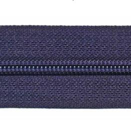Rits op rol (excl. trekker) - Donkerblauw - Size 5