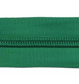 Rits op rol (excl. trekker) - Groen - Size 5
