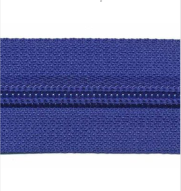 Rits op rol (excl. trekker) - Kobalt - Size 5