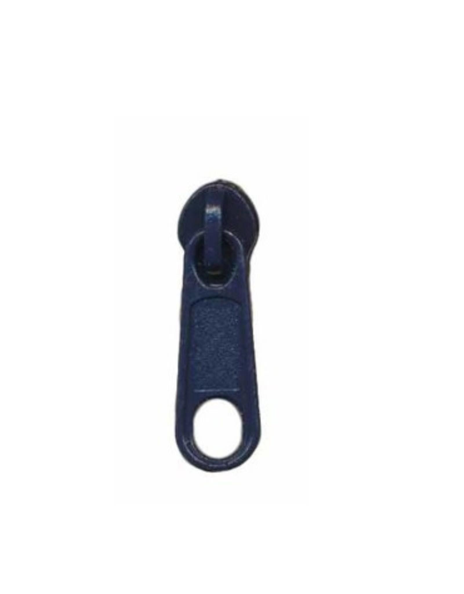 Ritstrekker - Donkerblauw - Size 5
