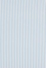 Boordstof Gestreept - Blauw/Wit