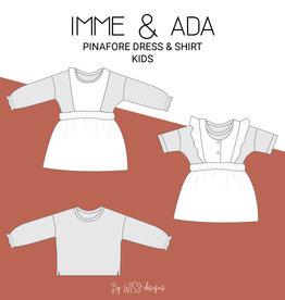Wisj Imme en Ada - Jurk en Shirt