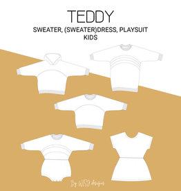 Wisj Teddy Sweater