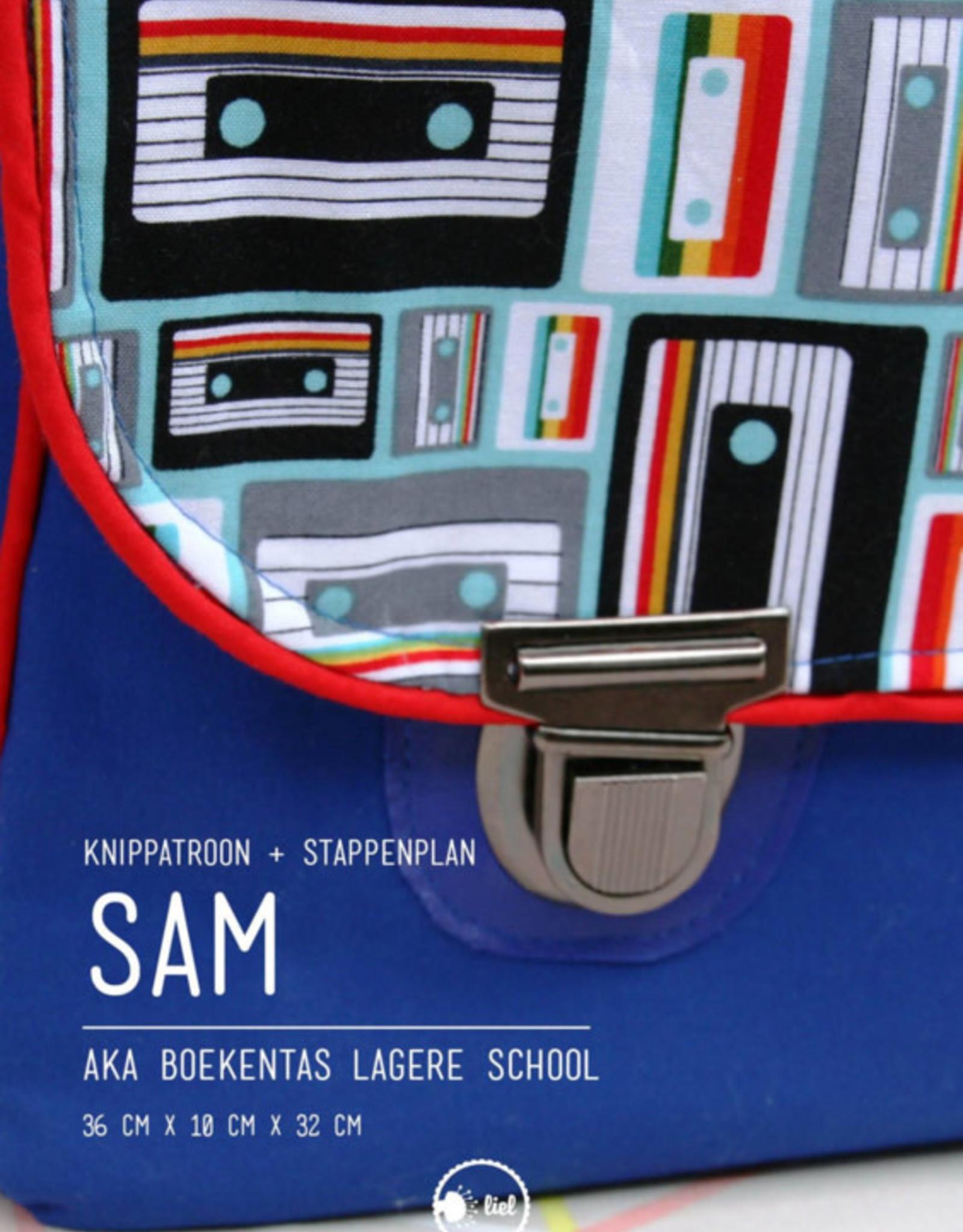 Liel - Sam boekentas