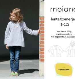 Straightgrain Straightgrain - Moiano Zomerjas