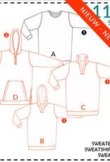 1100 - Sweater, Shirt voor mannen S-XXXL