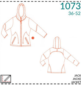 1073 - Damesjas 36-52