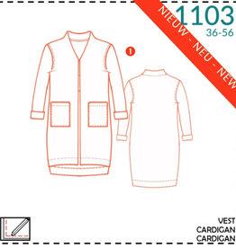 1103 - Vest 36-56