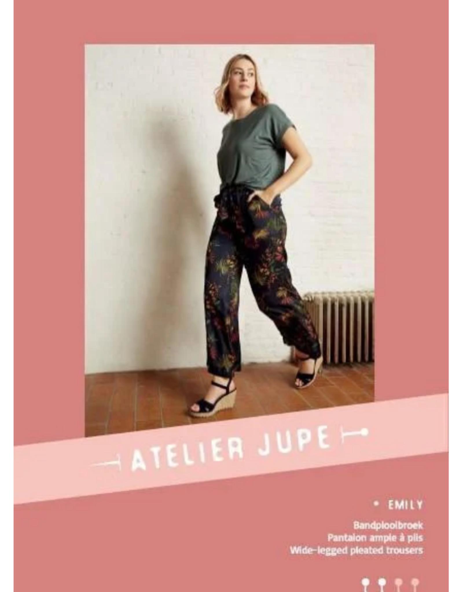 Atelier Jupe Atelier Jupe - Emily Broek