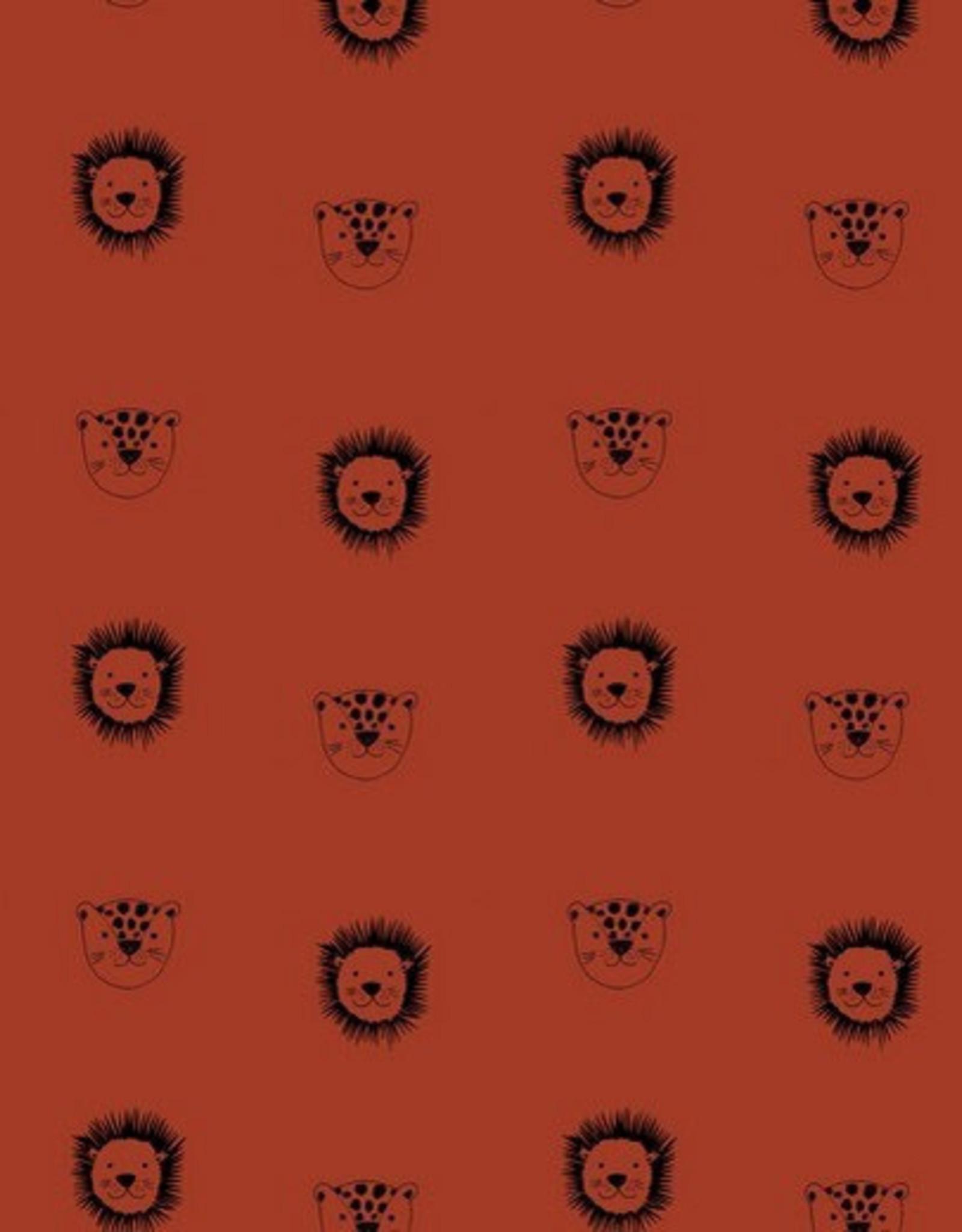 Katoen - Lion Brique