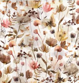 Family Fabrics Tricot - Family Fabrics - Wild Flowers