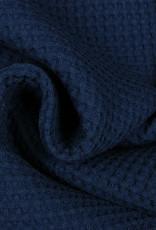 Kleine Wafel - Marineblauw