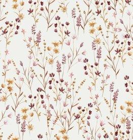 Family Fabrics Tricot - Family Fabrics - Wild Floral