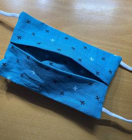 Mondmasker Kids - Planes Enveloppe