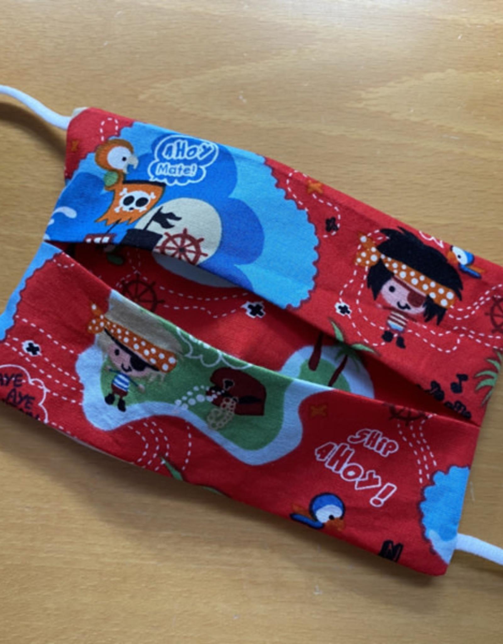 Mondmasker Kids - Pirate Enveloppe