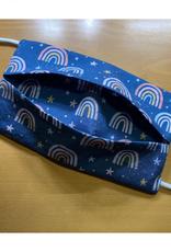 Mondmasker - Rainbows Blue - Enveloppe