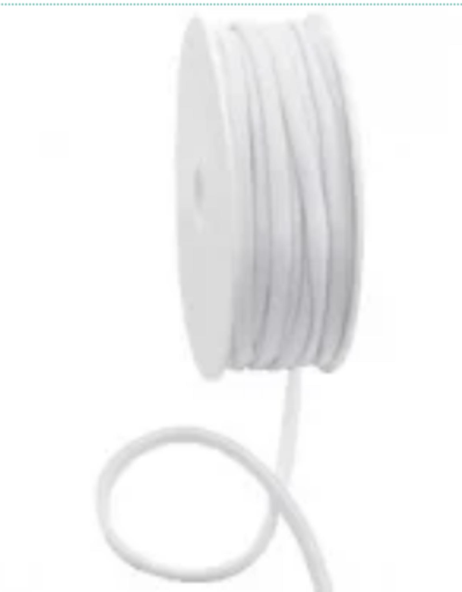 Elastiek soft voor mondmaskers - 3mm - Bundel van 5 meter